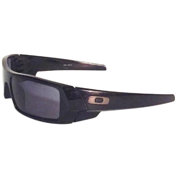 Oakley Other - Oakley gascan made in USA black frame sunglasses